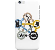 Rock, Paper, Scissors, Lizard, Spock iPhone Case/Skin