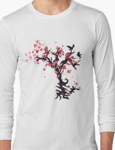 Hanami Long Sleeve T-Shirt