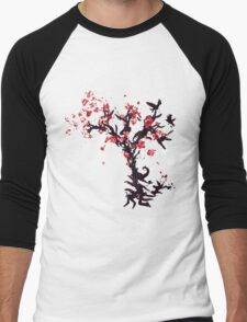 Hanami Men's Baseball ¾ T-Shirt