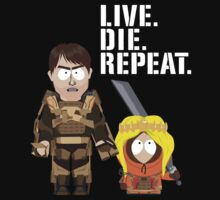 Live. Die. Kenny by mellowmind