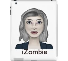 iZombie iPad Case/Skin