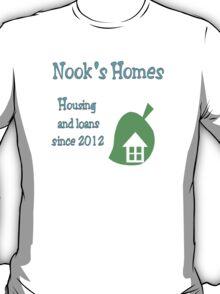 Nook's Homes Logo T-Shirt