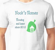 Nook's Homes Logo Unisex T-Shirt