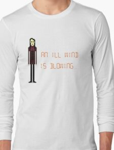 The IT Crowd – An Ill Wind is Blowing Long Sleeve T-Shirt