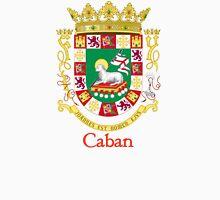 Caban Shield of Puerto Rico Unisex T-Shirt