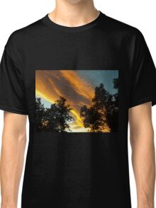 Sky Flame  Classic T-Shirt