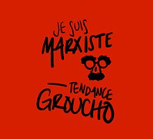 Je Suis Marxiste... by crispians