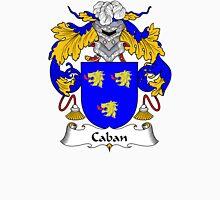 Caban Coat of Arms/Family Crest Unisex T-Shirt