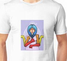 Peaceful- Multitasking- Girl Unisex T-Shirt