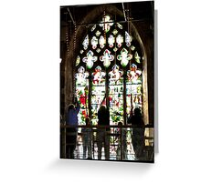 Wedding bells Greeting Card