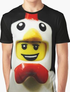 The Chicken Suit Guy Graphic T-Shirt