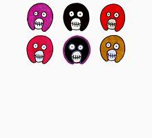 Mighty Boosh skulls Unisex T-Shirt