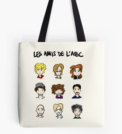A Group Which Barely Missed Becoming Historic Tote Bag