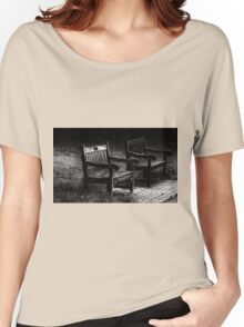 Side By Side Women's Relaxed Fit T-Shirt
