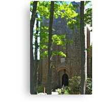Hammond's Castle Canvas Print