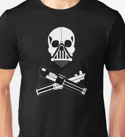 Vader and Cross Sabers_Alternate (Dirty Version) T-Shirt
