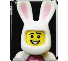 Lego Bunny Suit Guy iPad Case/Skin
