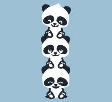 3 Pandas Kids Clothes