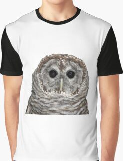 Barred Owl #2 Graphic T-Shirt
