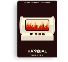 Hannibal 112: Releves Canvas Print