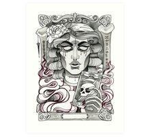 Medium - Linework Art Print
