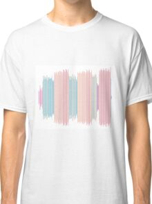 One Direction- Wolves sound wave (without image) Classic T-Shirt
