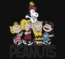 Snoopy Peanuts One Piece - Short Sleeve