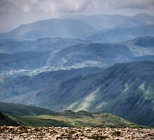 Hellvellyn View 2 by Jay Payne