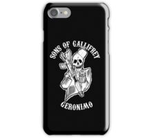 Sons of Gallifrey iPhone Case/Skin