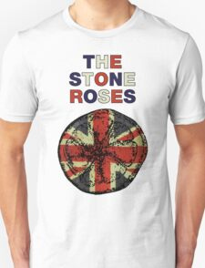 STONE ROSES UNION JACK ARTWORK Unisex T-Shirt