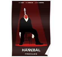 Hannibal 108: Fromage Poster
