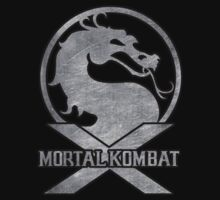 Mortal Kombat X by TypoGRAPHIC