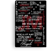 Jim Moriarty Quotes Print Canvas Print