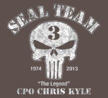 US Sniper Chris Kyle American Legend Baby Tee