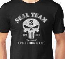 US Sniper Chris Kyle American Legend Unisex T-Shirt