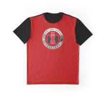 International Harvester Tractors Graphic T-Shirt