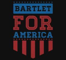bartlet for america One Piece - Long Sleeve
