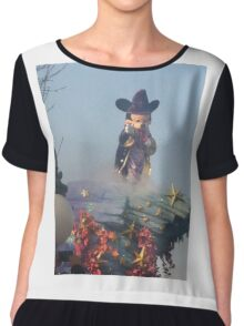 Magical Micky Mouse Chiffon Top