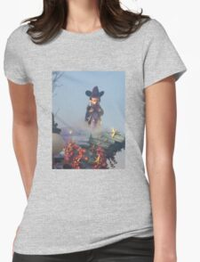 Magical Micky Mouse Womens Fitted T-Shirt
