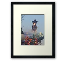 Magical Micky Mouse Framed Print