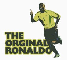 The Orginal Ronaldo by Daniel Butler
