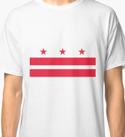 WASHINGTON D.C Classic T-Shirt