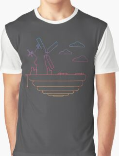 Windmill Island  Graphic T-Shirt