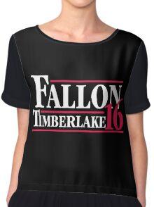 Fallon Timberlake 2016 Chiffon Top