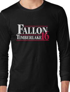 Fallon Timberlake 2016 Long Sleeve T-Shirt