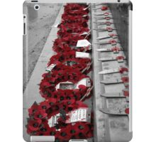 For Those No Longer With Us iPad Case/Skin