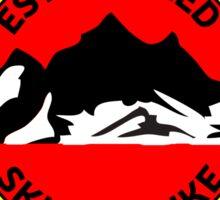 STEAMBOAT SPRINGS COLORADO SKI BIKE HIKE MOUNTAINS ESTABLISHED 1900 Sticker
