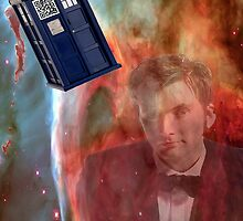 Doctor Who QR Code by Ed Warick
