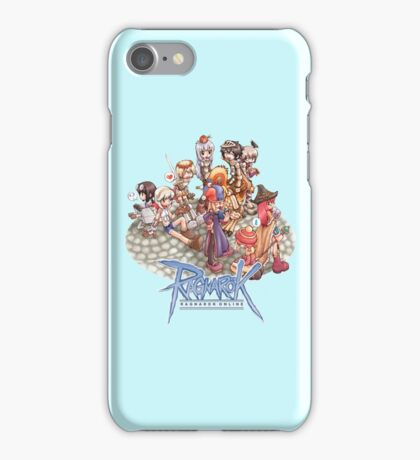 [RO1] Ragnarok Nostalgia iPhone Case/Skin