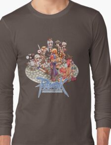 [RO1] Ragnarok Nostalgia Long Sleeve T-Shirt